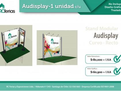 Audisplay