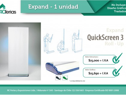 QuickScreen 3