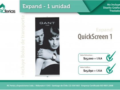 QuickScreen 1