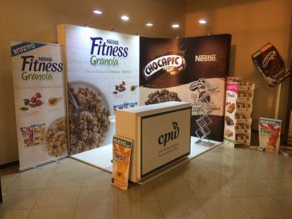 Stands Nestlé – Olmue 2017