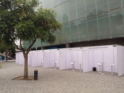 Modulación – Feria Construmart – Movistar Arena