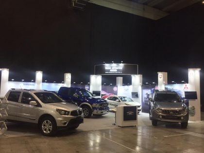 Parque Automotriz – Expo Mercado Publico