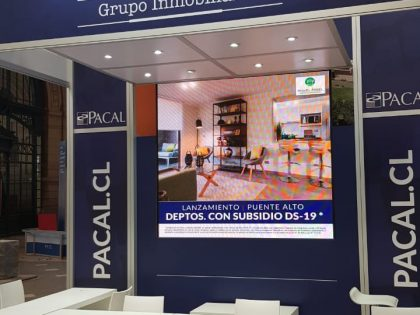 Stand INMOBILIARIA PACAL