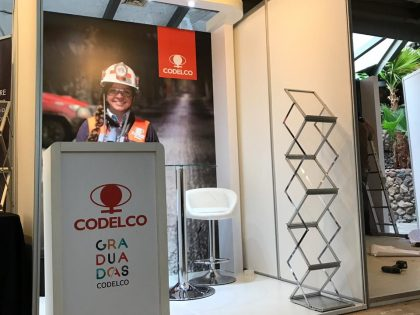 CODELCO – Feria Simin 2019