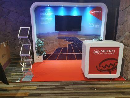 Metro de Santiago – XIX Encuentro de Desarrollo Sostenible