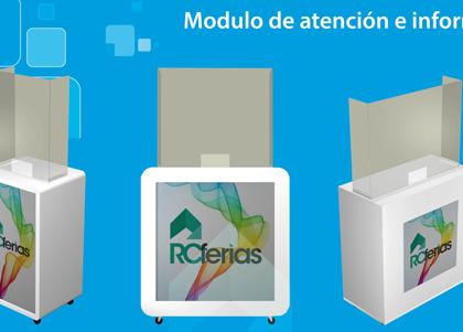 Ficha técnica Módulos Acrílico